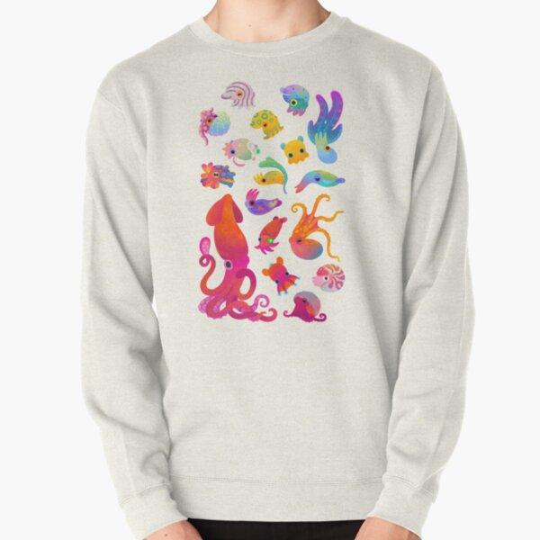 Cephalopod Pullover Sweatshirt