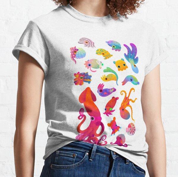 Céphalopode T-shirt classique
