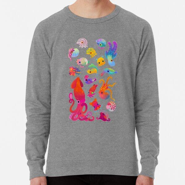 Cephalopod Lightweight Sweatshirt