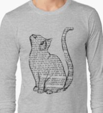 NEWSPAPER CAT tumblr merch! T-Shirt