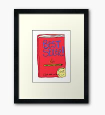 Bestseller Framed Print