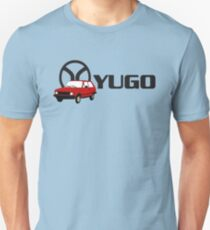 YUGO - WORST CAR IN HISTORY T-Shirt
