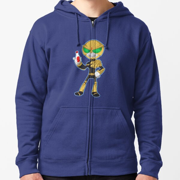 Kamen Rider Beast Zipped Hoodie
