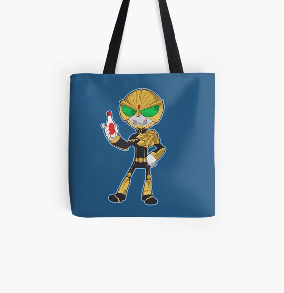 Kamen Rider Beast All Over Print Tote Bag