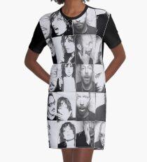 photobooth gar Graphic T-Shirt Dress