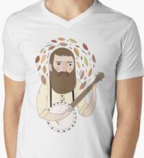 Banjo Men's V-Neck T-Shirt