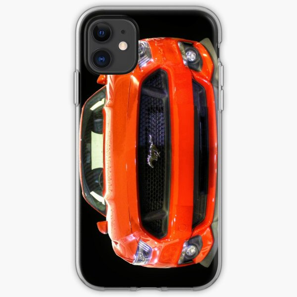 The New Mustang iPhone Soft Case