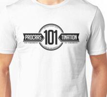 Procrastination 101 Unisex T-Shirt