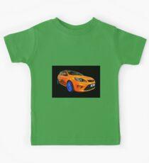 Orange Focus in HDR Kids Clothes