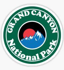 GRAND CANYON NATIONAL PARK ARIZONA MOUNTAINS HIKING CAMPING HIKE CAMP Sticker
