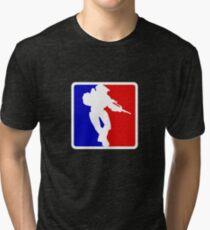 Halo Tri-blend T-Shirt