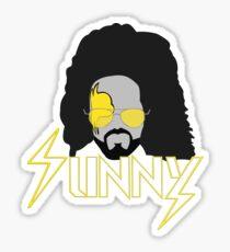 Mac Sunny Sticker