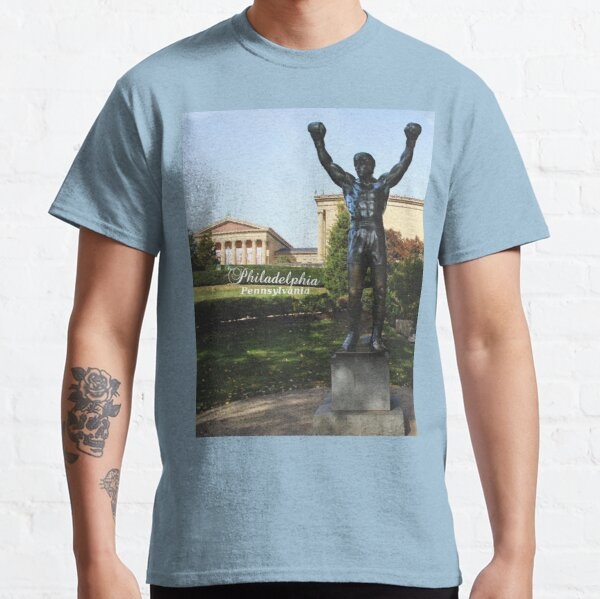 Philadelphia, Pennsylvania - Popular Travel Destination Classic T-Shirt
