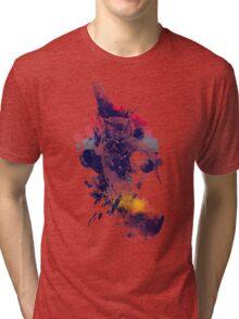 soulful owl Tri-blend T-Shirt