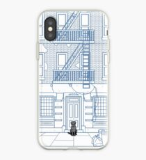 Pizza Dog, Here to Help iPhone Case