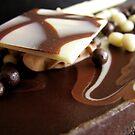Truffle cake 1 by Tracy Friesen