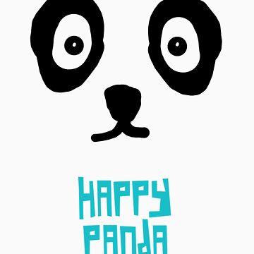 Happy Panda. by happypandacloth