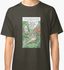 Extinct Series - The Real Reason Why Sabre-Toothed Tigers are Extinct Classic T-Shirt