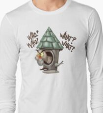 Archimedes Who Who What What? T-Shirt