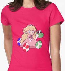 Little Peach and Yoshi T-Shirt
