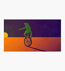 Its Dat Boi Photographic Print