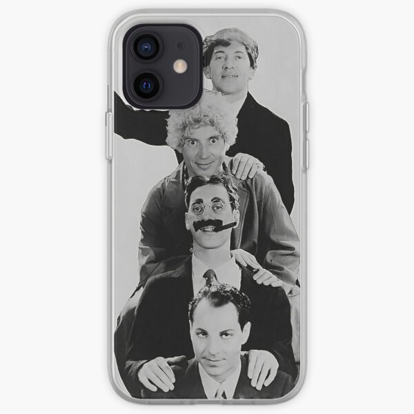 The Marx Brothers 1931 iPhone Soft Case