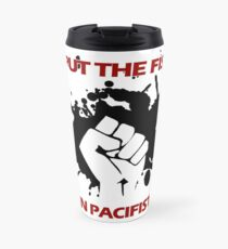 Pacifist Travel Mug