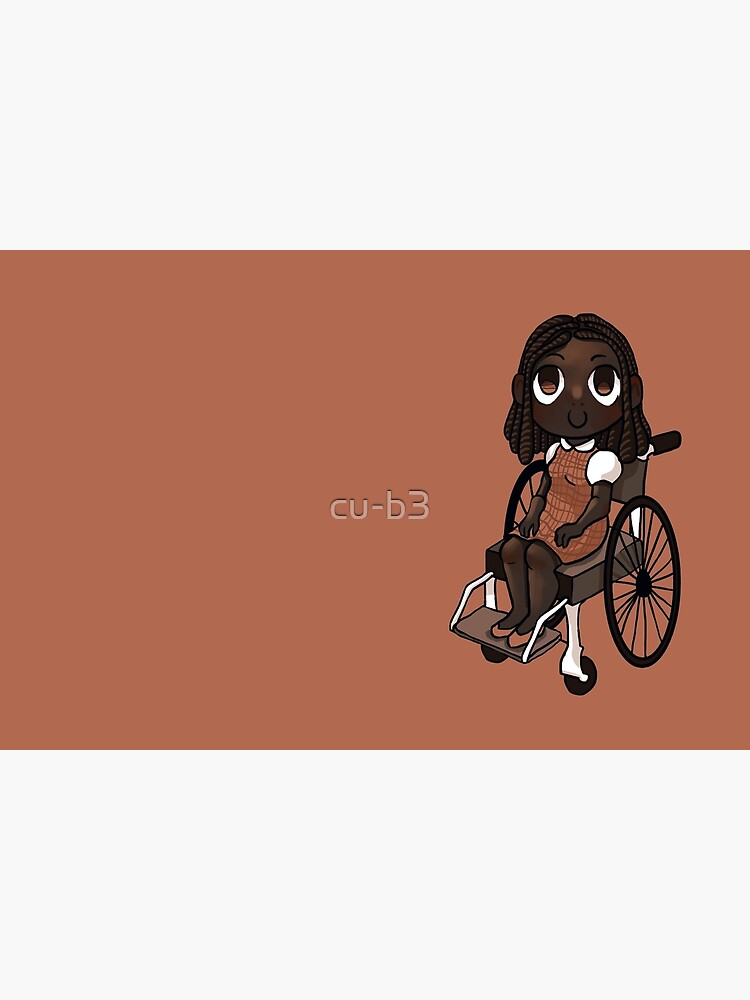 Wheelchair user by cu-b3