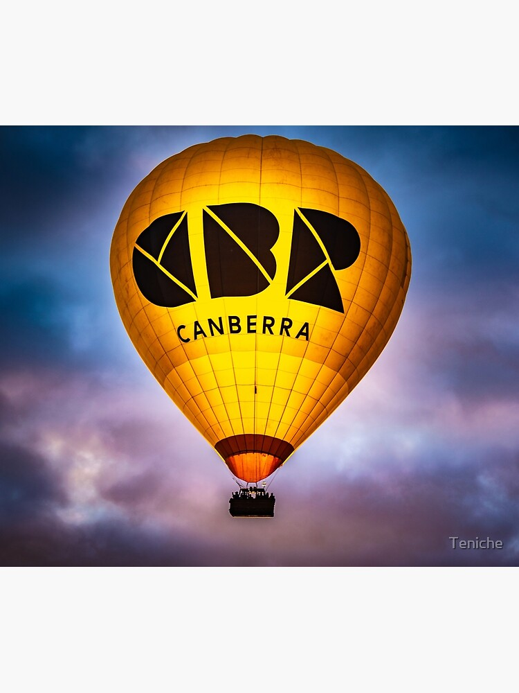 CBR hot air balloon by Teniche