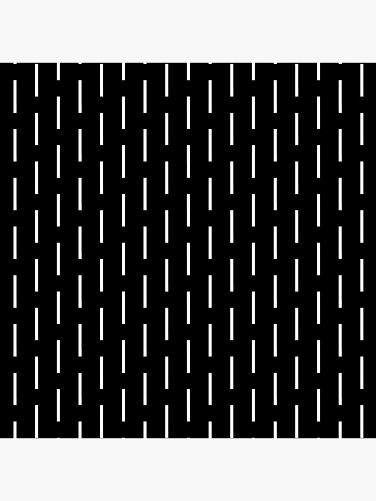 Discontinuous thin lines black by missstriped