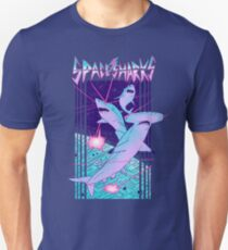 Space Sharks! Unisex T-Shirt