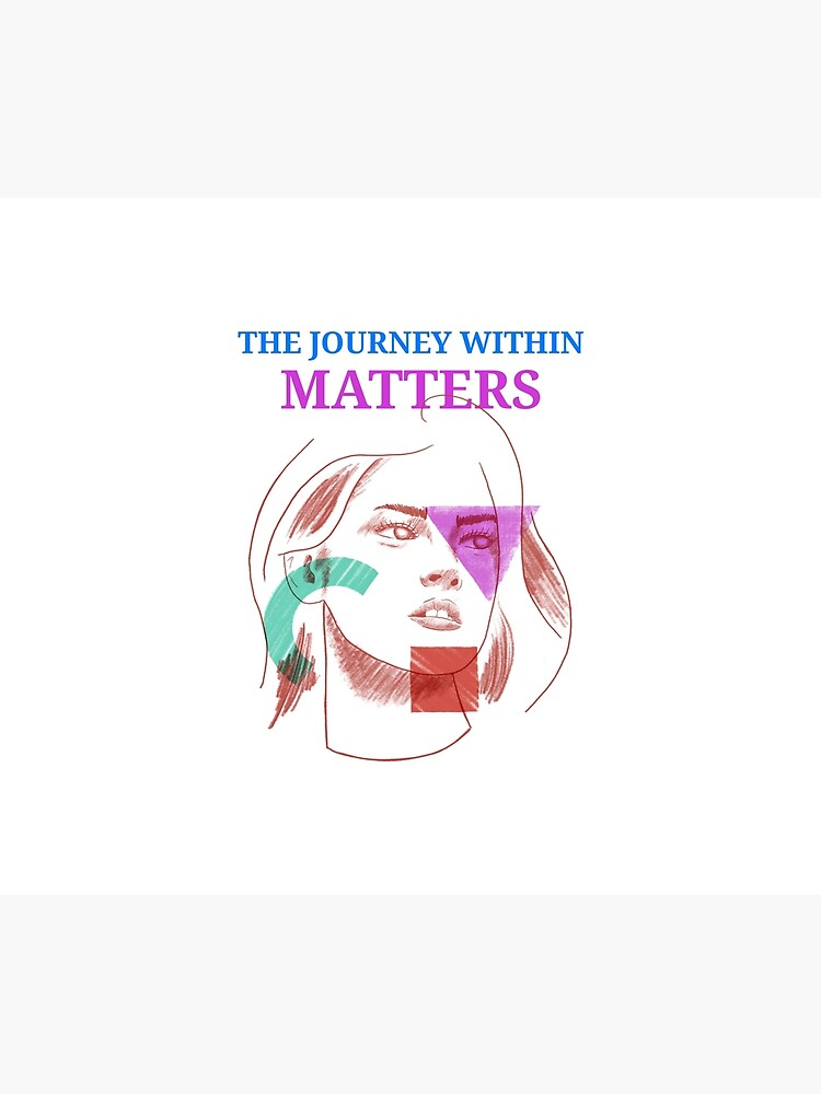 The Journey Within Matters - Mental Health Month by RaulV