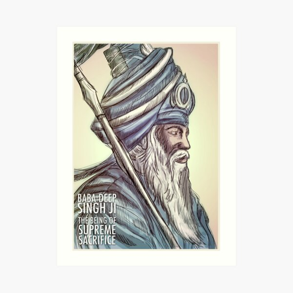 ALL SIZES Singh Is King Poster Wall Art Kaur Print Picture Sikh Sikhism