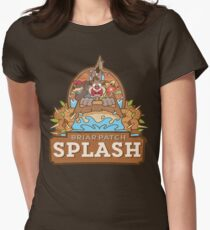 Briar Patch Splash Women's Fitted T-Shirt