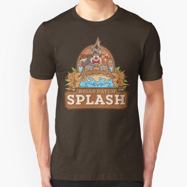 Briar Patch Splash Camiseta ajustada