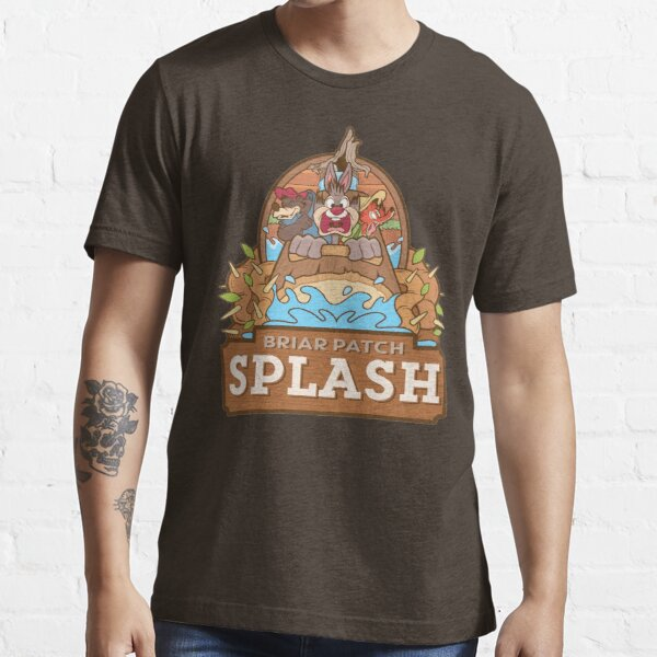 Briar Patch Splash T-shirt essentiel