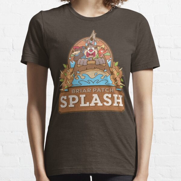 Briar Patch Splash Camiseta esencial