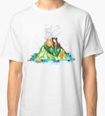 I Lava You Volcanoes in Hawaii - I Love You Classic T-Shirt