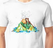 I Lava You Volcanoes in Hawaii - I Love You Unisex T-Shirt