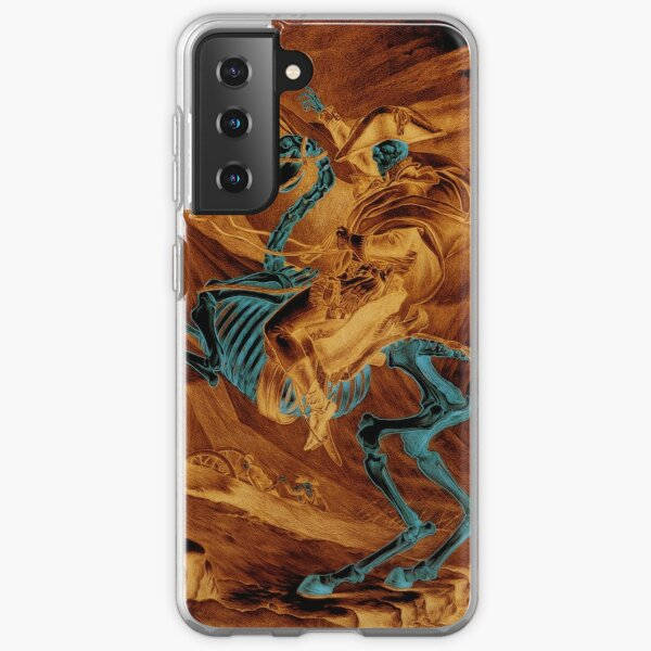 Dark Boneaparte Samsung Galaxy Soft Case