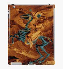 Dark Boneaparte iPad Case/Skin