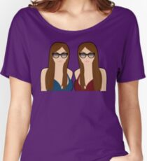 Seeing Double Women's Relaxed Fit T-Shirt