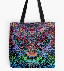 Mandala Energy Tote Bag