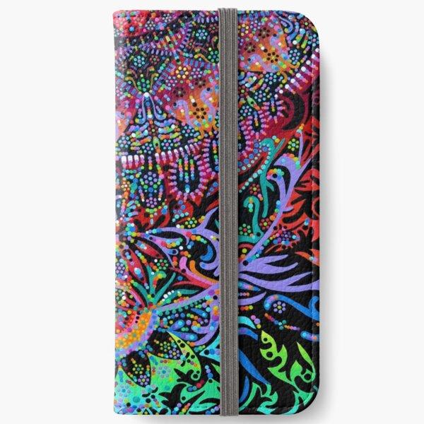 Mandala Energy iPhone Wallet