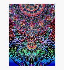 Mandala Energy Photographic Print