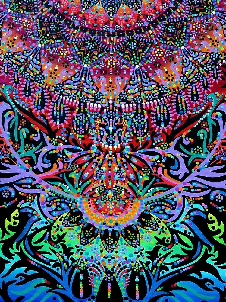 Mandala Energy by kimisadanaga
