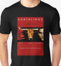 """Earthlings"" Movie Cover Unisex T-Shirt"