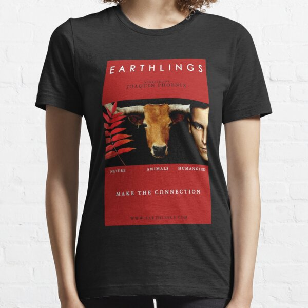 """""""Earthlings"""" Movie Cover Essential T-Shirt"""