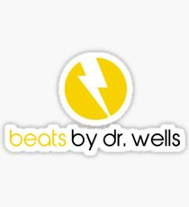 Beats by Wells Sticker