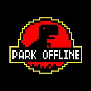 Park Offline by 8-bit-hobo